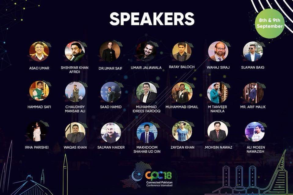 connected pakistan conference 2018